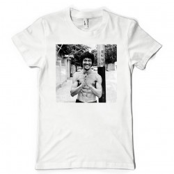 T-Shirt Fan de... Bruce Lee
