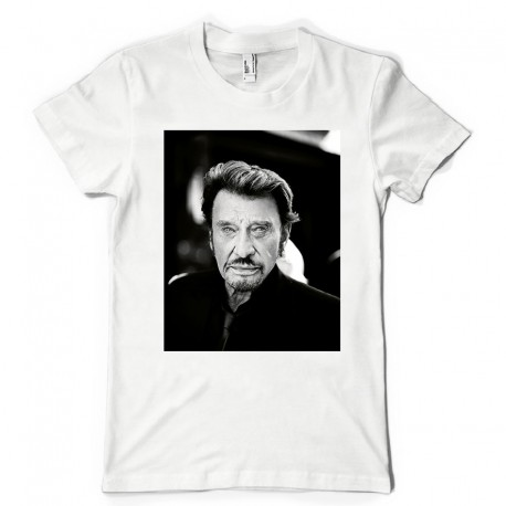 T-Shirt Fan de... Johnny Hallyday