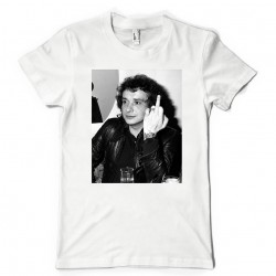 T-Shirt Fan de... Michel Sardou jeune