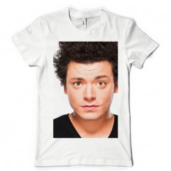 T-Shirt Fan de... Kev Adams portrait