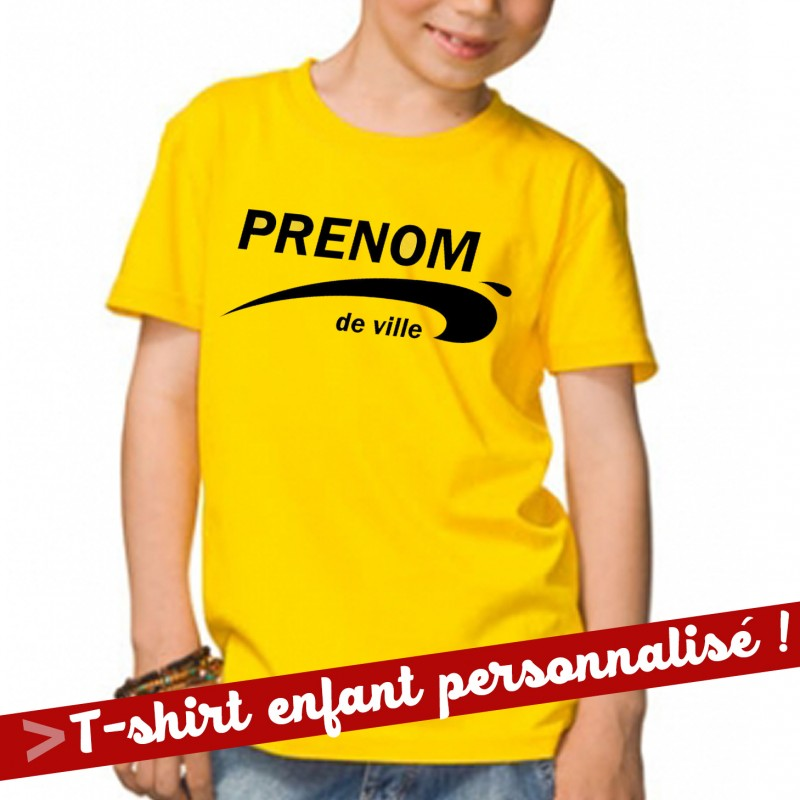 t shirt enfant brice de nice personnalis. Black Bedroom Furniture Sets. Home Design Ideas