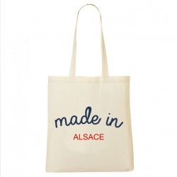 Tote Bag Made in Alsace