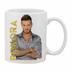 MUG Fan de... Pokora Name