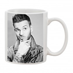 MUG Fan de... Pokora Signature nb