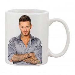 MUG Fan de... Pokora Naturel