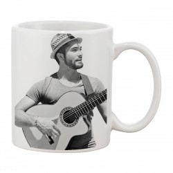 MUG Fan de... Kendji guitare