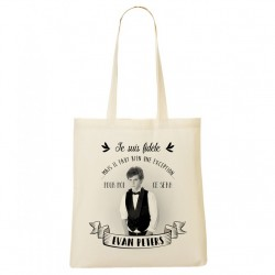 Tote Bag FIDELE Evan Peters