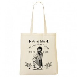 Tote Bag FIDELE Guillaume Canet