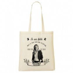 Tote Bag FIDELE Mélanie Laurent