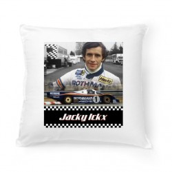 Coussin FORMULE 1 Jacky Ickx