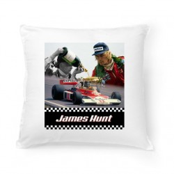 Coussin FORMULE 1 James Hunt