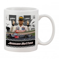 MUG FORMULE 1 Jenson Button