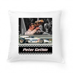 Coussin FORMULE 1 Peter Gethin