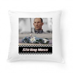 Coussin FORMULE 1 Stirling Moss