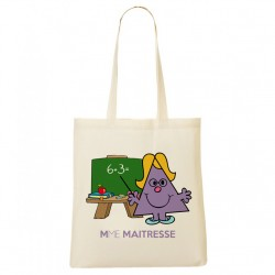 Tote Bag Mme Maîtresse