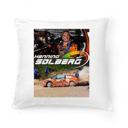 Coussin WRC Henning Solberg