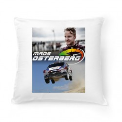 Coussin WRC Mads Osterberg