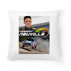 Coussin WRC Thierry Neuville