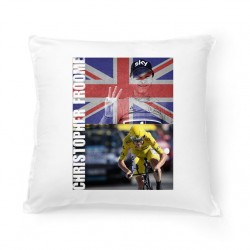 Coussin Christopher Froome