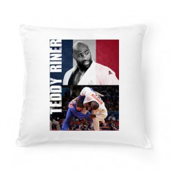 Coussin Teddy Riner