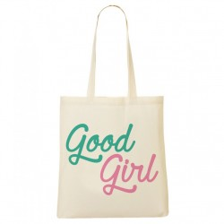 Tote Bag Good Girl