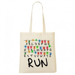 Tote Bag Stranger Things RUN