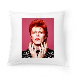 Coussin Fan de ... David Bowie