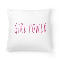 Coussin Girl Power Rock